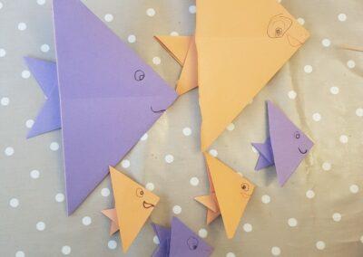 Origami homelin